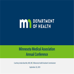 MMA 2019 Annual Conference Recording: Keynote Speaker