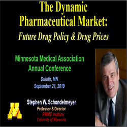 MMA 2019 Annual Conference Recording: The Dynamic Pharmaceutical Market